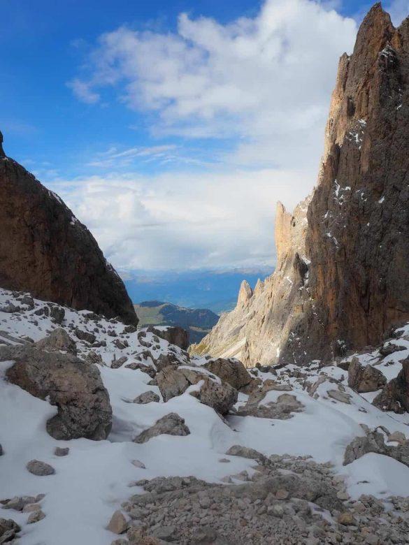 Val Gardena and the Italian Dolomites