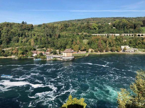 A Trip to the Rheinfalls Switzerland