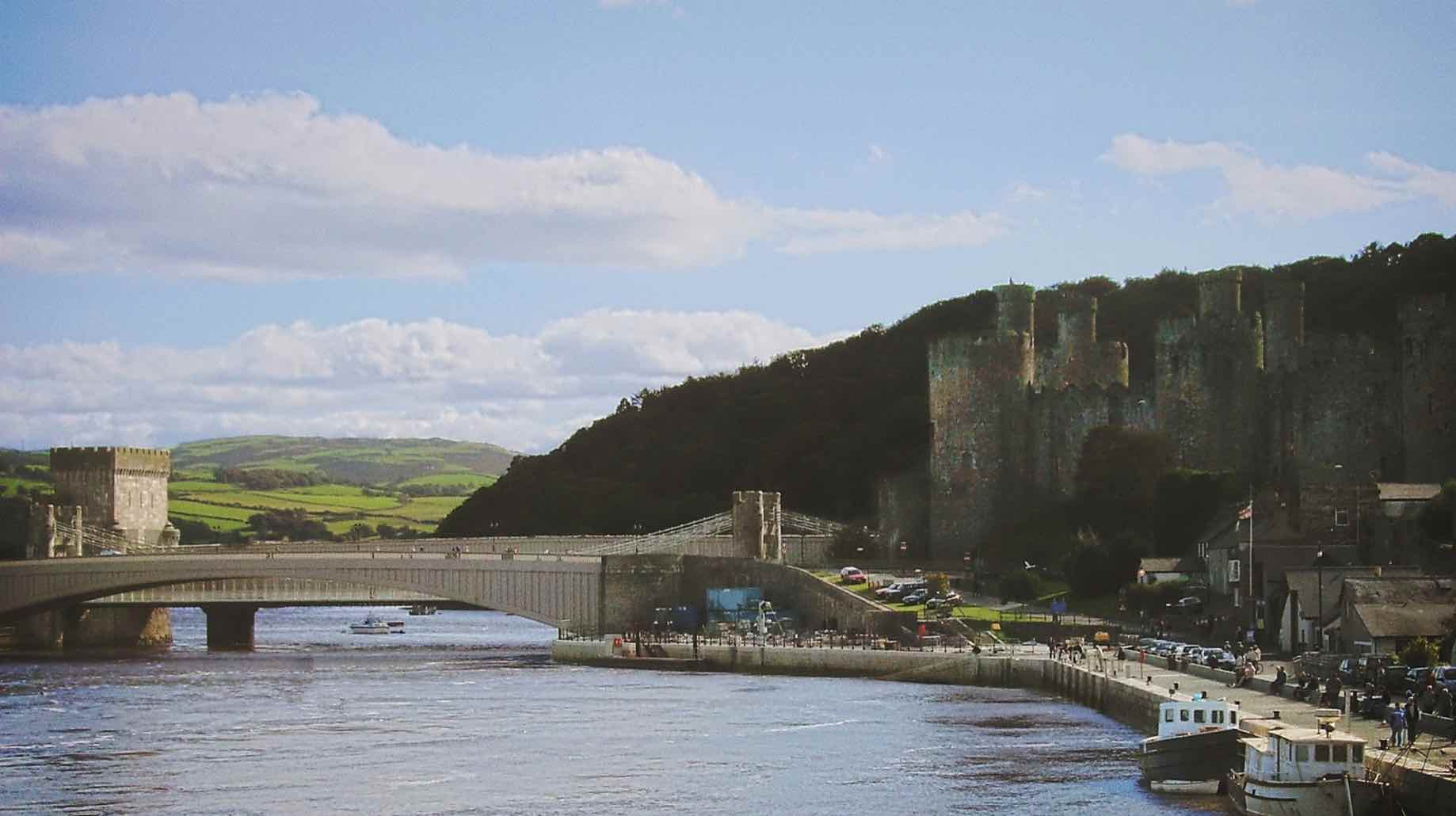 Top Places To Visit in Conwy in North Wales